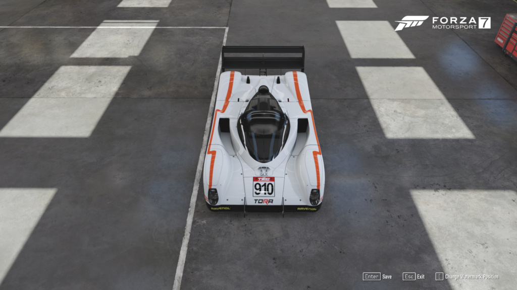 TEC R4 24 Heures du Mulsanne - Livery Inspection - Page 6 Forza_14