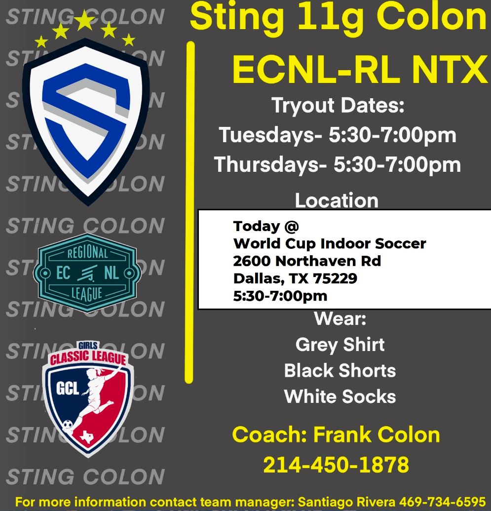 STING 11G COLON PRE ECNL-RL NTX OPEN PRACTICES Sting_10