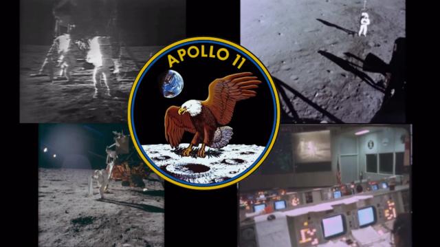Youtube : Apollo Moonwalk Miniat11