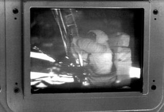 Bandes SSTV perdus d'Apollo 11 ( Apollo 11 missing tapes ) Sstv10