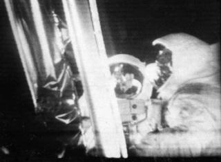Bandes SSTV perdus d'Apollo 11 ( Apollo 11 missing tapes ) Sstv_c11