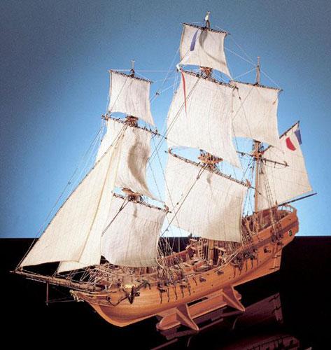 Corsaire Tonnant 1793 (Corel DM50 1/50°) de Greygil Corel_10