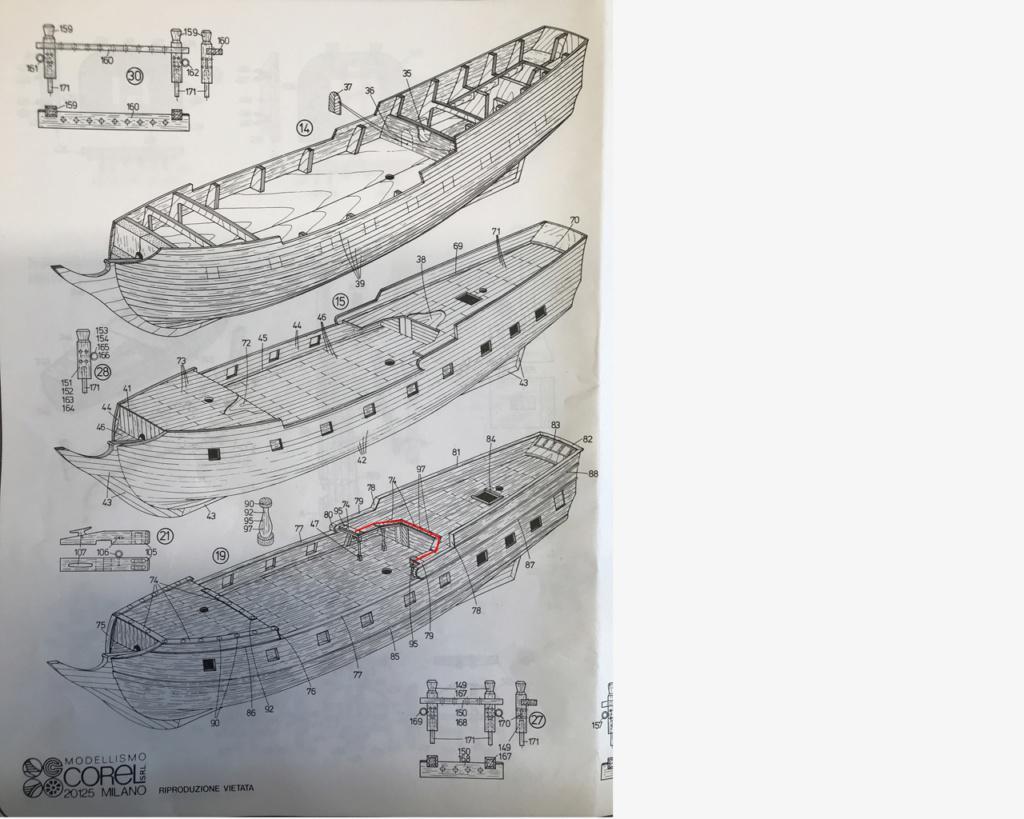 Corsaire Tonnant 1793 (Corel DM50 1/50°) de Greygil - Page 2 Img412