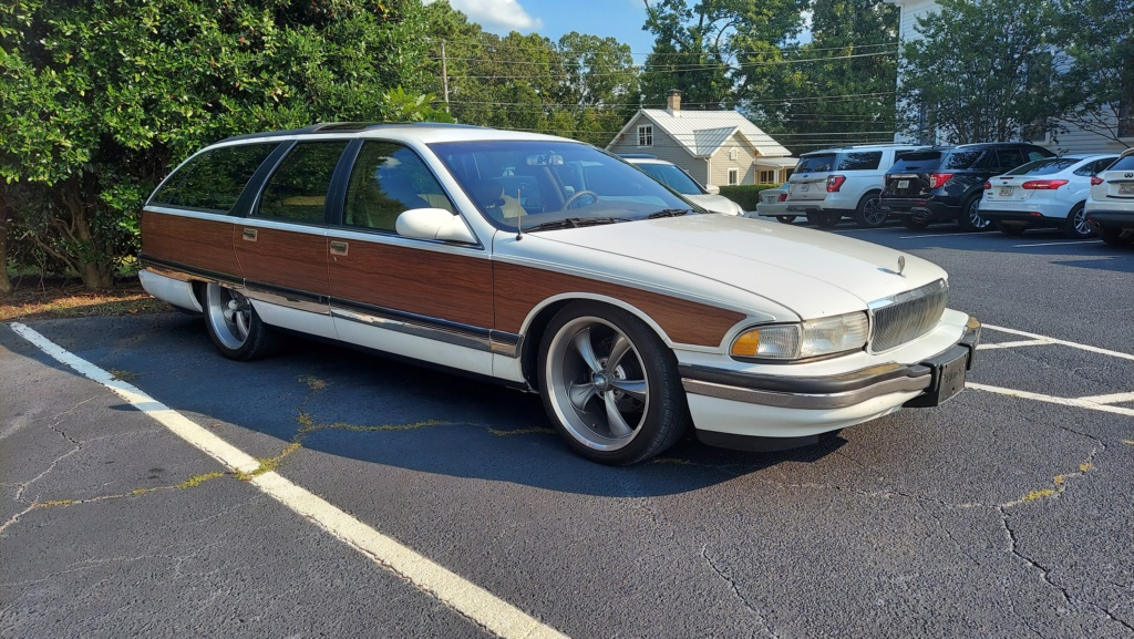 1996 RMW with 122k miles 20210911