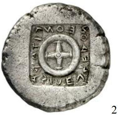 Identififación de esta moneda del mundo antíguo Www10