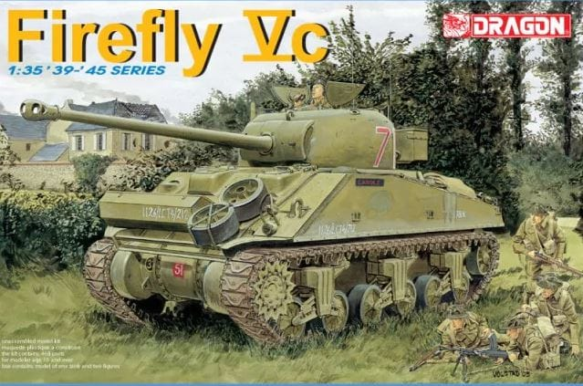 Firefly Vc (Drangon.ref 6182)et Dingo MK.III(Miniart.ref 35077) 10476510
