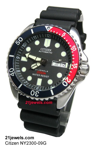 CITIZEN DIVER - Page 2 Ny230010