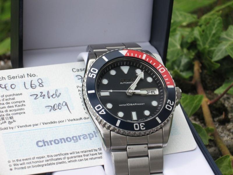 ou trouver un  insert de lunette seiko diver 100 Skx03312