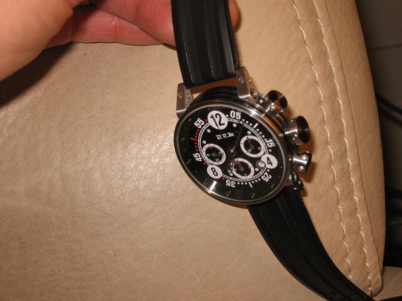 Feu de vos montres de pilote automobile - Page 2 Tictac11