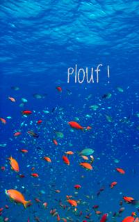 Poissons. ♥ ;; Sans_t14