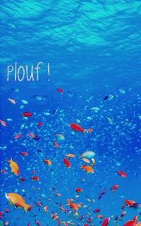 Poissons. ♥ ;; Sans_t17