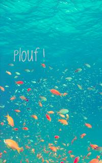 Poissons. ♥ ;; Sans_t18