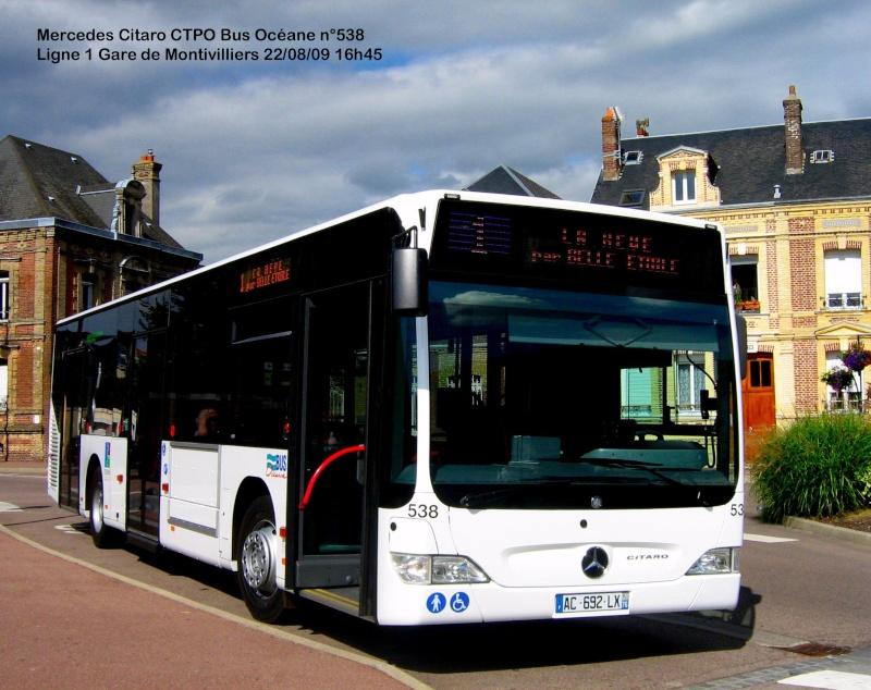 [Matériel roulant] Citaro Facelift 2009 (n°535 à 549) Clich136