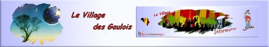LE VILLAGE DES GAULOIS
