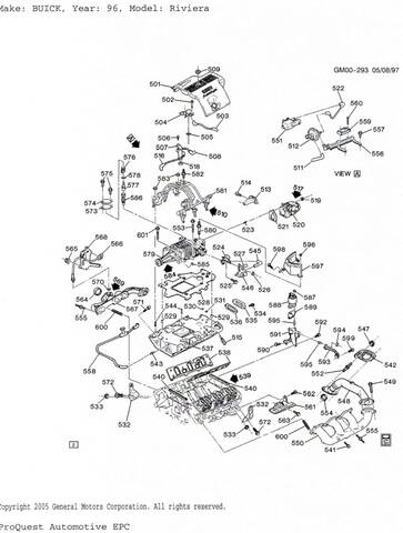 [NRIO_4796]   Series II (Supercharged) L67 top-end diagram   Buick 3800 Engine Diagram      Riviera Performance