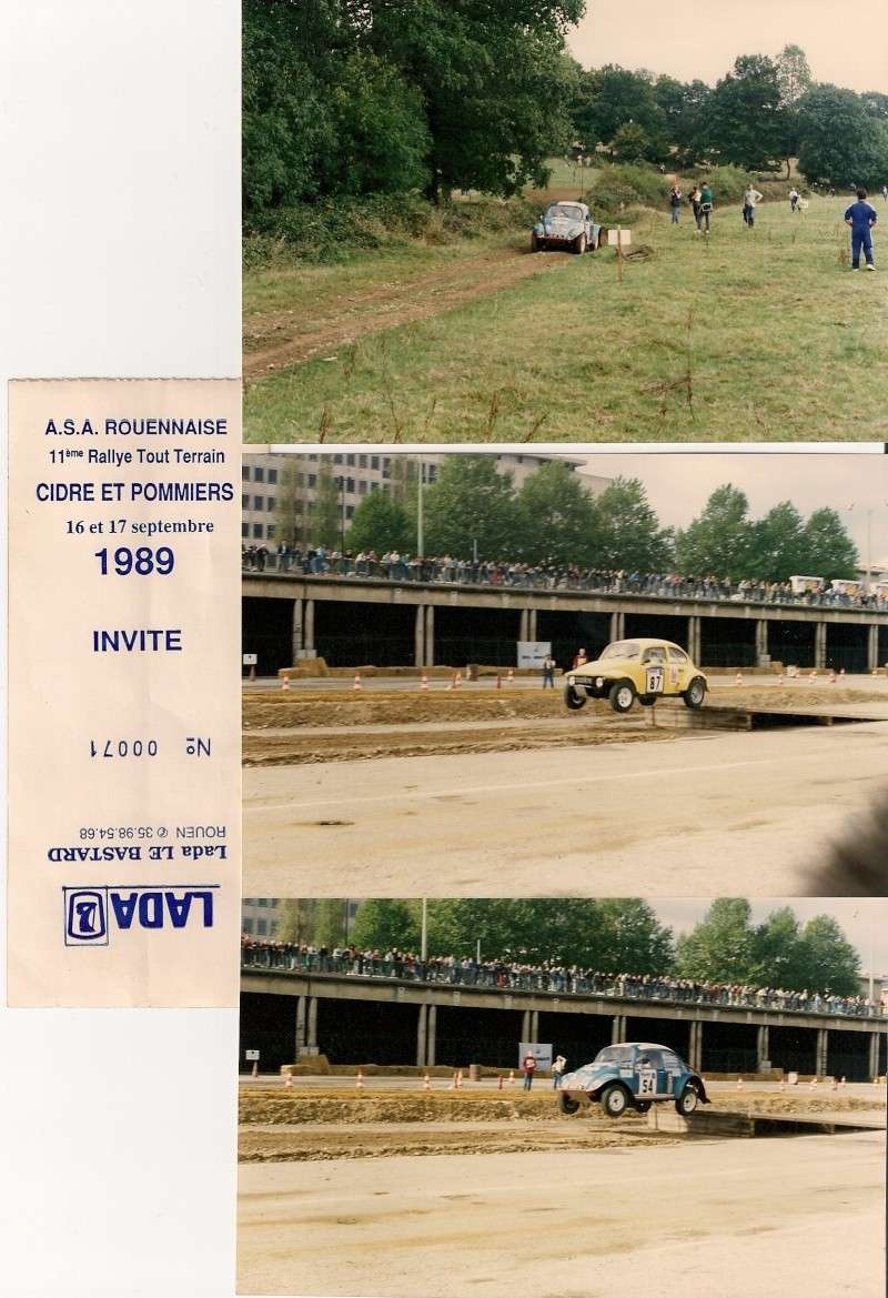 cidre - photos cidre et pommiers 1989 Numari13