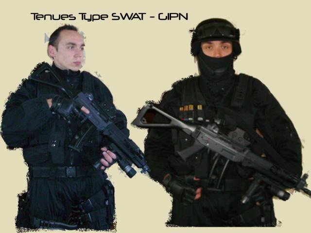 Geardoisme , photos tenues Swat10