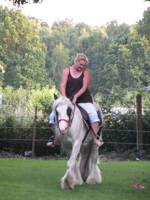 Une photo de vous et votre cheval - Page 3 Kylian13