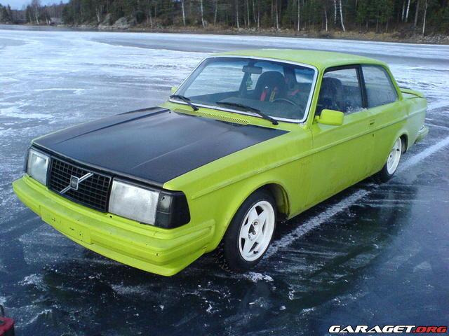 Öbbe - Volvo 242 16v Turbo - Såld Grill10