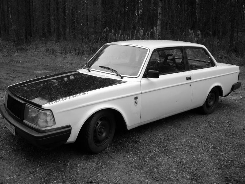 Öbbe - Volvo 242 16v Turbo - Såld Sl700711