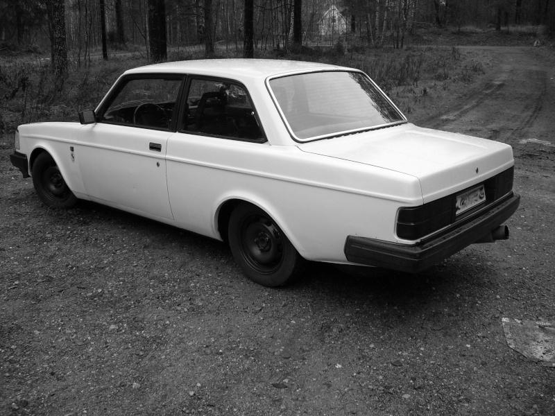 Öbbe - Volvo 242 16v Turbo - Såld Sl700712