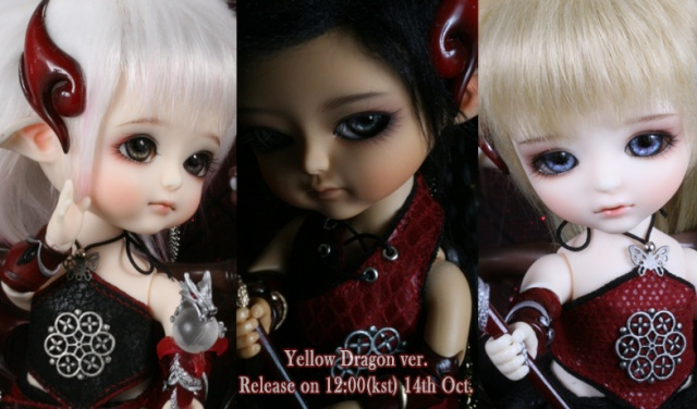 Pre-Order d'octobre / Limited Dragon / Special ver. Sheep 1010