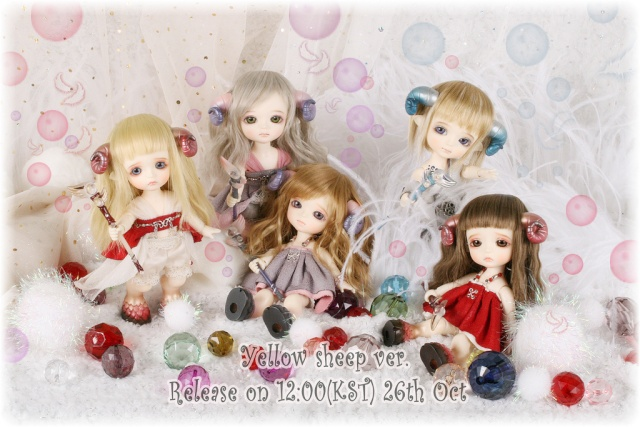 Pre-Order d'octobre / Limited Dragon / Special ver. Sheep 40362410