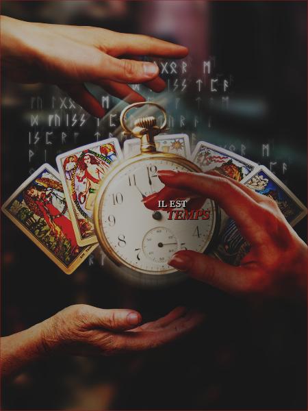 L'ère du temps - Intrigue Principale Affich10