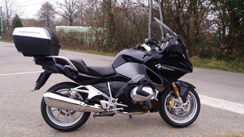 Essai BMW R 1250 RT 20190114