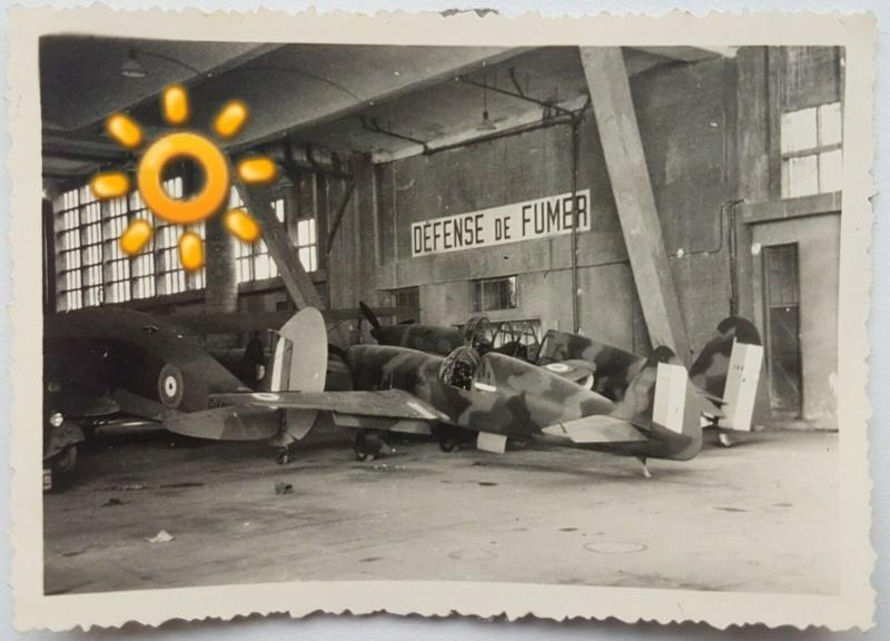 Recherches sur la base aérienne de d'Orléans-Bricy en 1940 68606710
