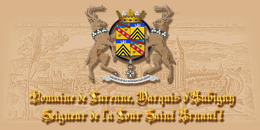 Marquisat d'Aubigny