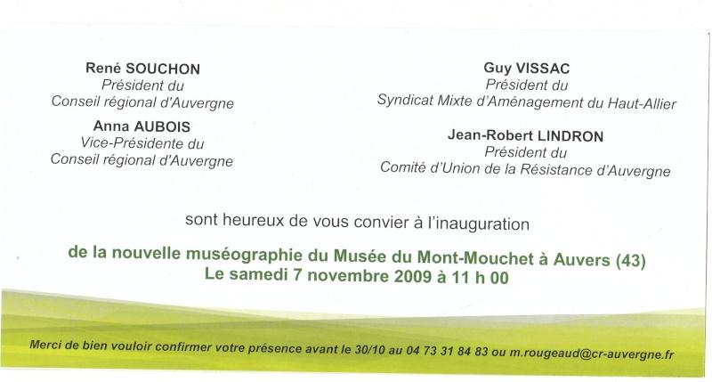 Inauguration nouveau Musée du Mont-Mouchet Img_0560