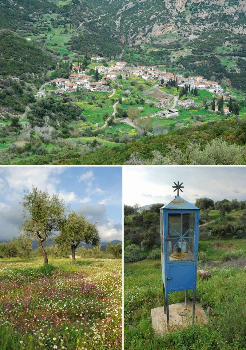 [Grèce] Péloponnèse, Eubée et Mont hymittos Planch16