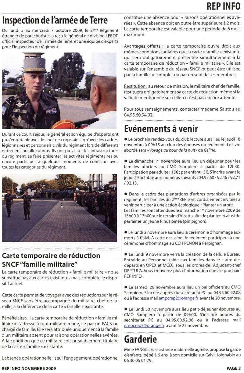 REP INFO  NOVEMBRE 2009  2 REP LEGION ETRANGERE File0430