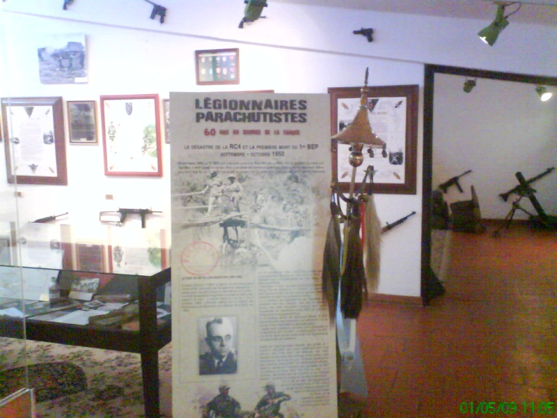 musée   2REP  LEGION ETRANGERE Photo_37