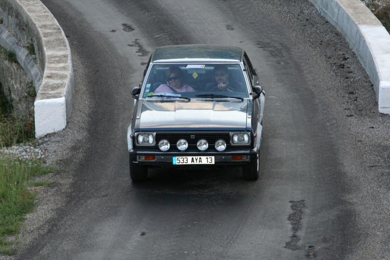 Ma Datsun VIOLET 140J de 1981 - Page 4 00810