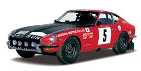 DATSUN 240Z MONTE CARLO 1972 R.AALTONEN / J.TODT 06110