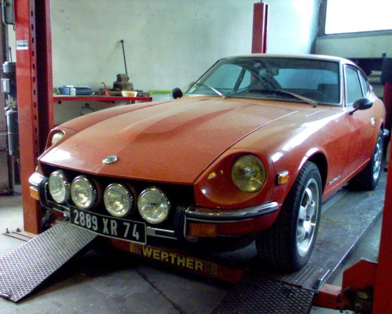 Le garage de Haute Savoie ... 240z_t10