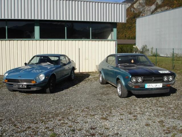 Le garage de Haute Savoie ... 240z_t11
