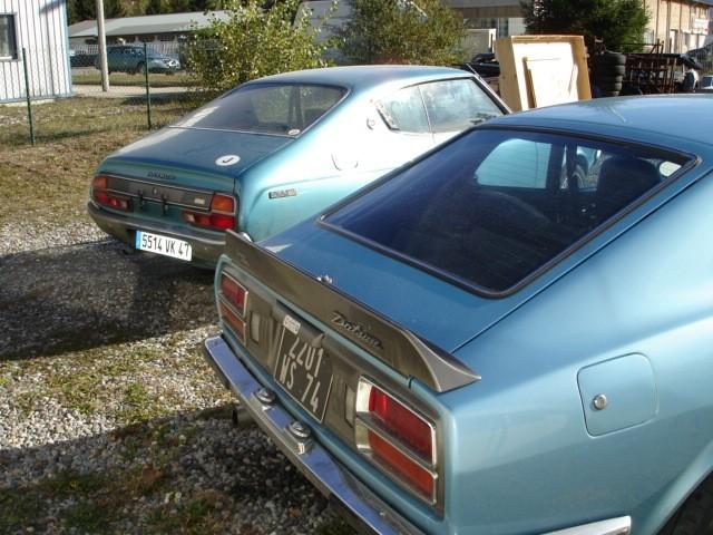 Le garage de Haute Savoie ... 240z_t12