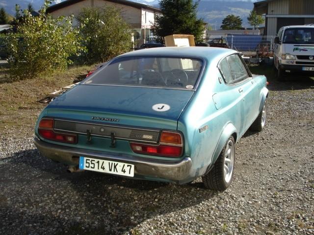 Le garage de Haute Savoie ... 240z_t16