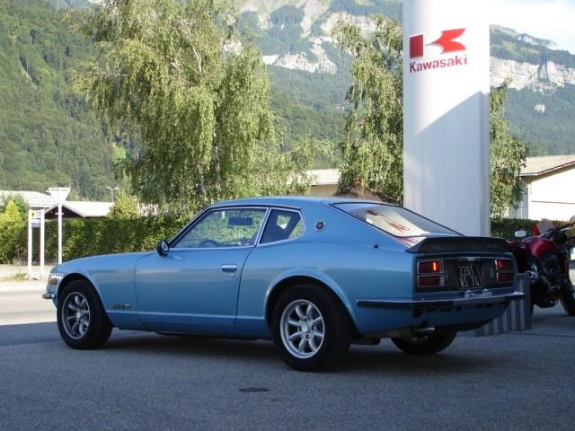 Le garage de Haute Savoie ... 260z_t10