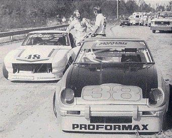 BOB SHARP RACING DATSUN, Paul Newman..Combinaison gagnante Fitzsz10