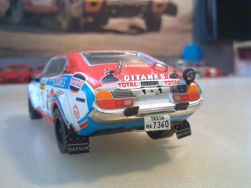 Mini racing DATSUN 160SSS GR 2 (710) RAGNOTTI Mes_i127