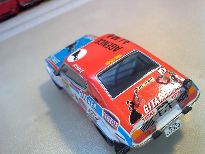 Mini racing DATSUN 160SSS GR 2 (710) RAGNOTTI Mes_i128