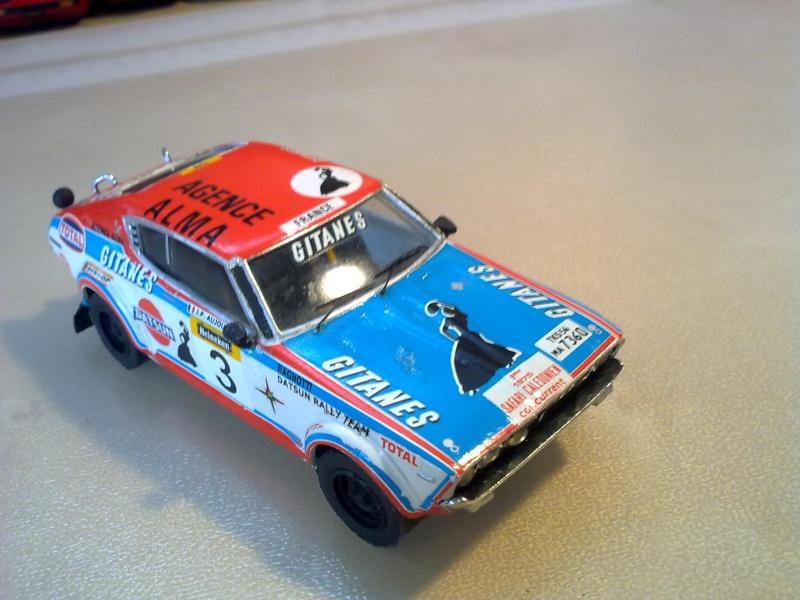 Mini racing DATSUN 160SSS GR 2 (710) RAGNOTTI Mes_i130