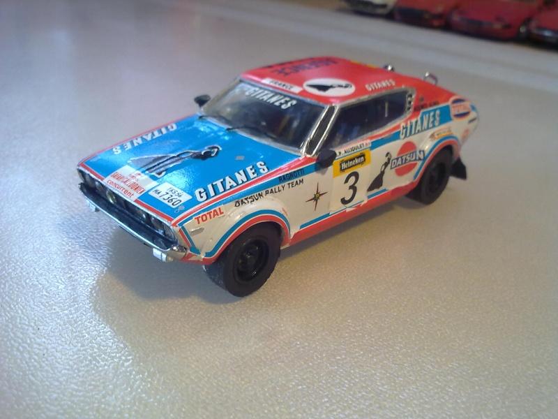 Mini racing DATSUN 160SSS GR 2 (710) RAGNOTTI Mes_i133