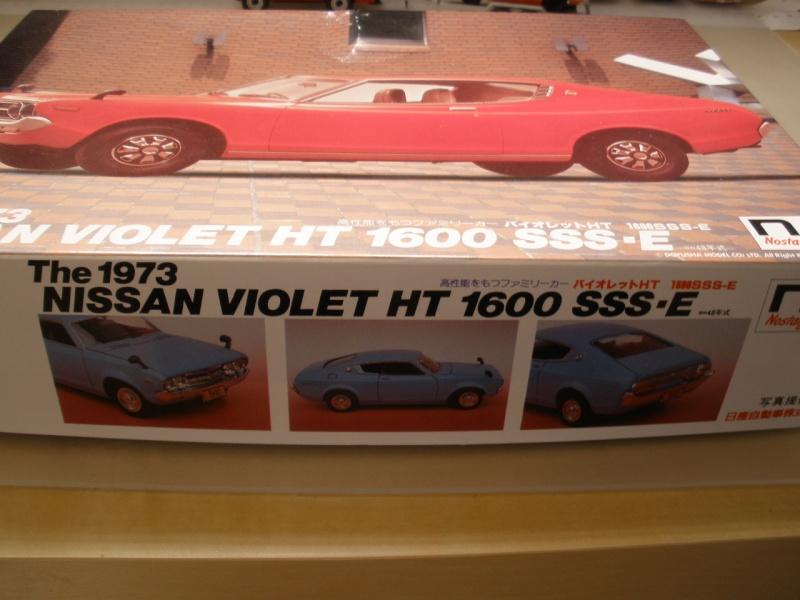 DATSUN VIOLET 1600 SSS [ KPL 710] 1/24eme Mes_i367