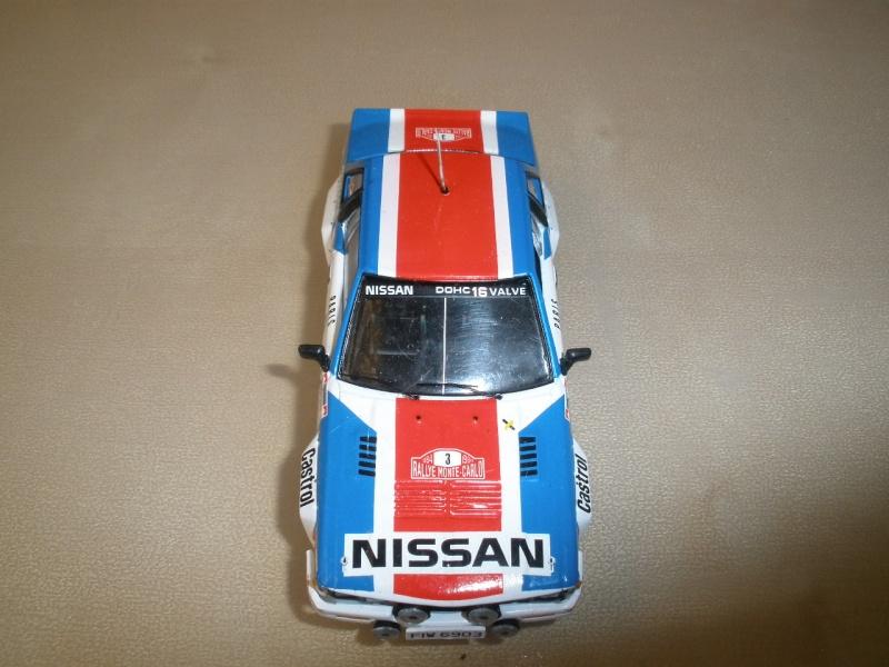 1/43 eme NISSAN 240RS IXO Mes_i408