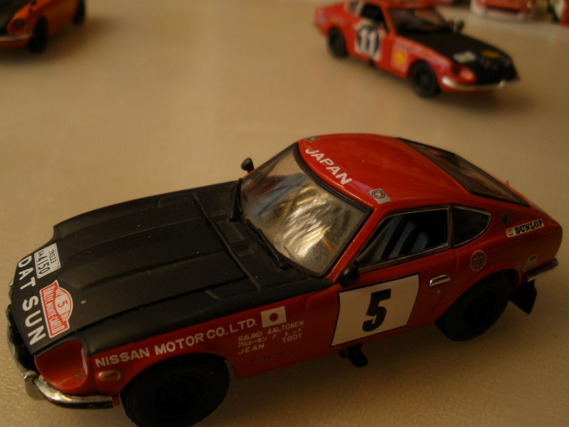 DATSUN 240Z MONTE CARLO 1972 R.AALTONEN / J.TODT Mes_i423
